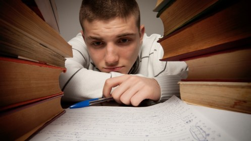 Educational Stress on Students And Their Life