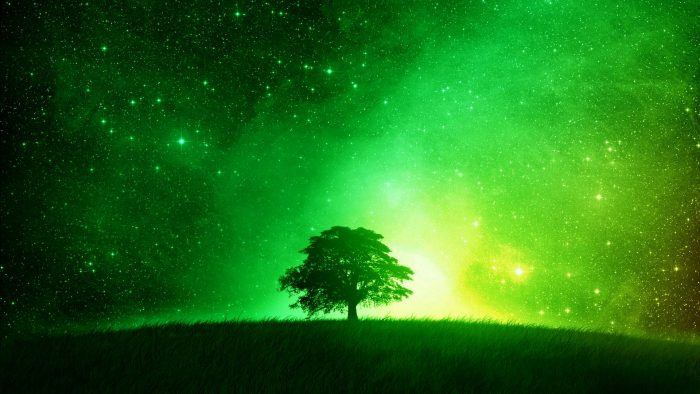 Color Therapy : Healing properties of Green