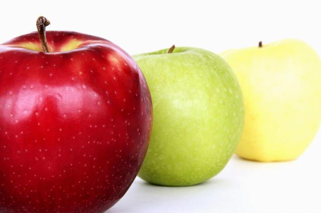 Best Diet for Obesity apple