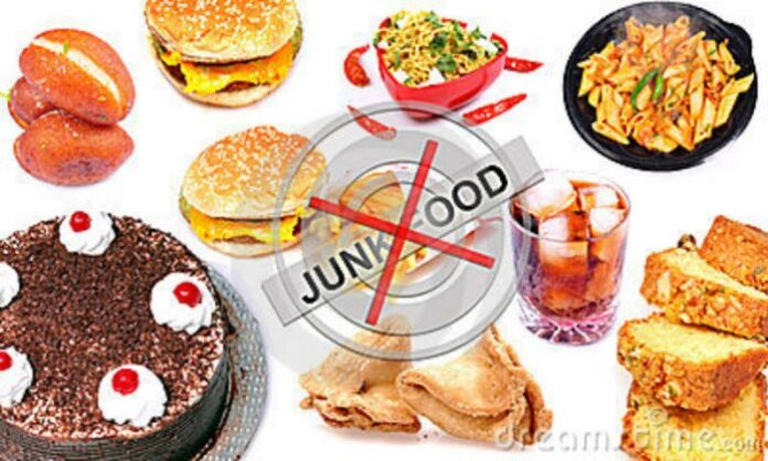 Avoid Junk Food Poison for Good Mental and Physical Health