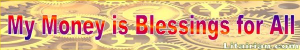Money blessings Affirmations