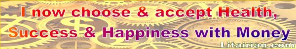 happiness with Money Affirmations