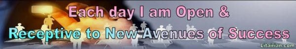 Avenues Success Affirmations Entrepreneurs