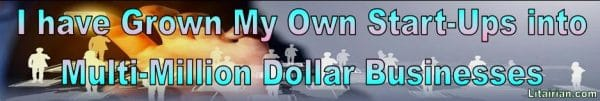 Million Dollar Businesses Affirmations Entrepreneurs