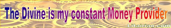 constant Money provider Affirmations