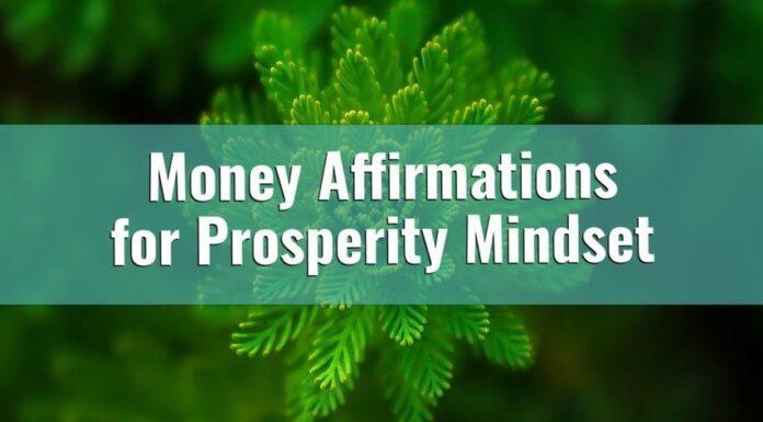 money affirmations litairian