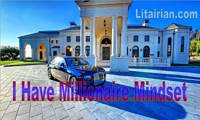 Millionaire Mind Set Powerful Vision Board By Sharat Sir