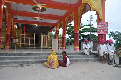 Why are Women not allowed to enter Temples while they are menstruating?