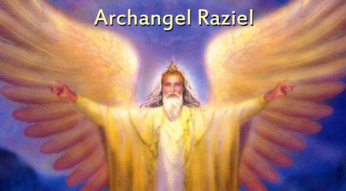 Archangel Of Secrets & Mysteries