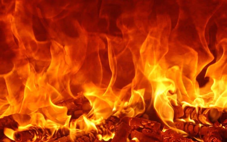 Vigorous Divine Fire