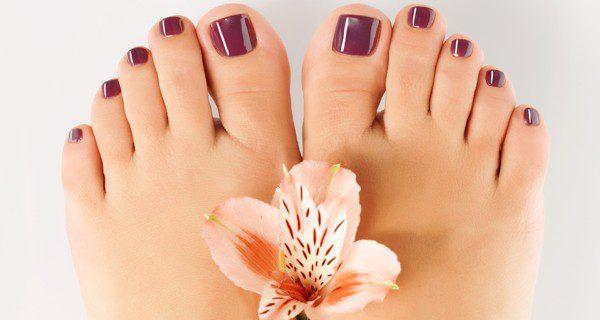 foot care beauty serum