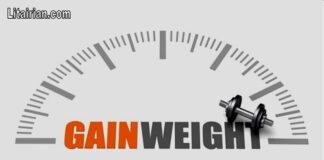 Weight Gain Serum