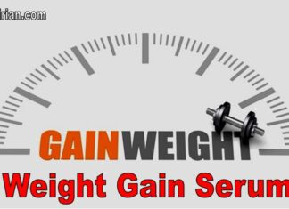 Weight Gain Serum