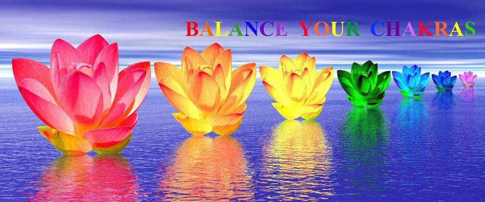 Balance Clean Harmonize Chakras