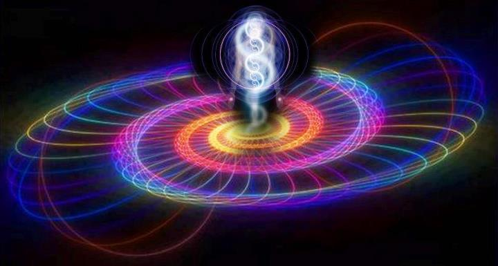 rainbow energy vortex