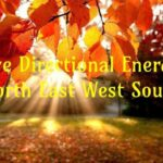 Positive Directional Energies North East West South