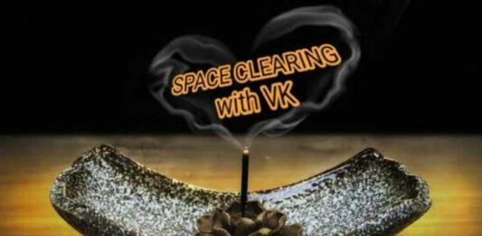 Space Clearing with Cosmic Energies