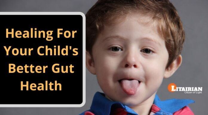 Healing For Your Child's Better Gut Health