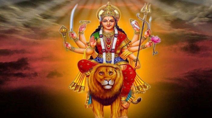 Durga Maa Blessing